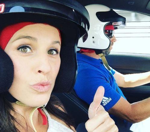 Angela Akins PGA Golfer Sergio Garcia's Girlfriend