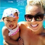 addison_russell_daughter_mila_mother_mallory_engstrom