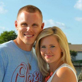 Lindsay Murphy Guyer MLB Brandon Guyer's Wife