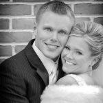 brandon-guyer-wife-lindsay-murphy-guyer-wedding-photo