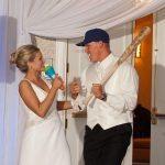 brandon-guyer-wife-lindsay-murphy-guyer-wedding-pic