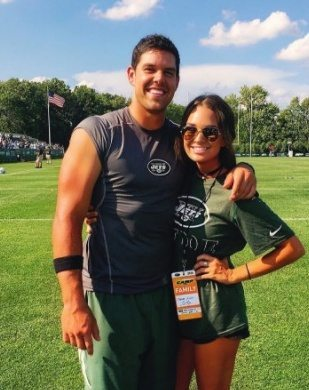 Jordan Fields NFL Bryce Petty's Girlfriend