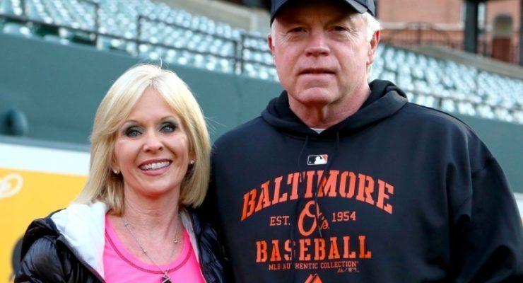 Angela Showalter MLB Buck Showalter's Wife