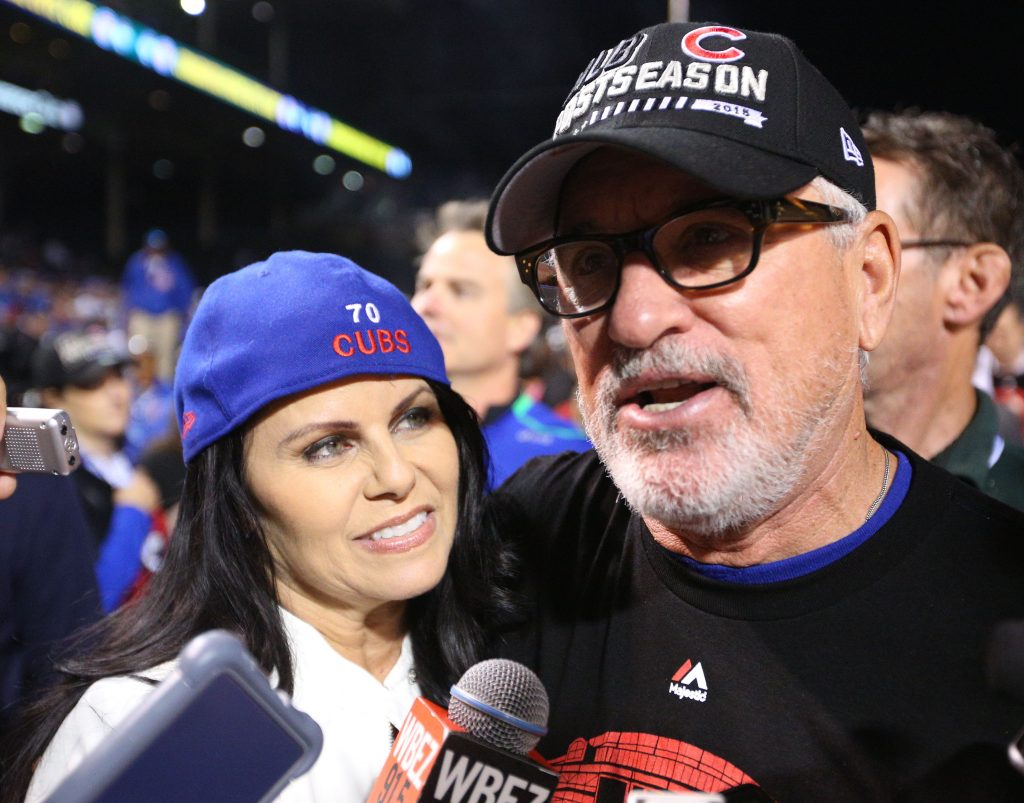 Jaye Sousoures Maddon MLB Joe Maddon's Wife (Bio, Wiki)