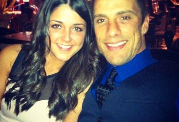 Hailey Bevis MMA Josh Samman's Girlfriend