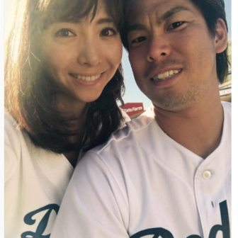 Saho Narushima Maeda MLB Kento Maeda's Wife