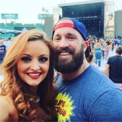 Maria Kanellis' husband Mike Bennett