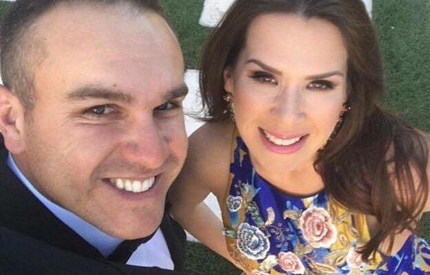 Vanessa Montero MLB Miguel Montero's Wife