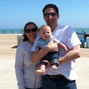 mike-chernoff-wife-sarah-chernoff-picture