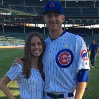 Stephanie Duchaine MLB Mike Montgomery's Girlfriend