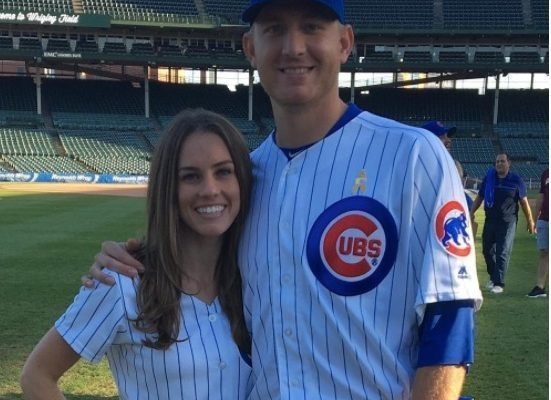 Stephanie Duchaine MLB Mike Montgomery's Girlfriend