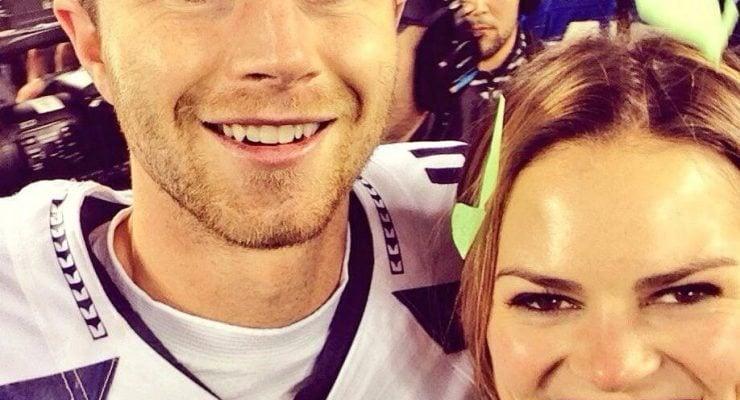 Lindsey Hauschka NFL Stephen Hauschka's Wife