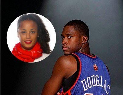 Sherrice Douglas NBA Toney Douglas' Wife