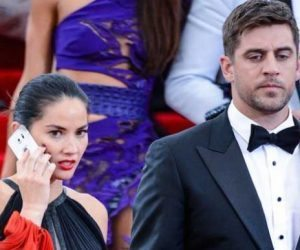 news olivia munn aaron rodgers break after years dating