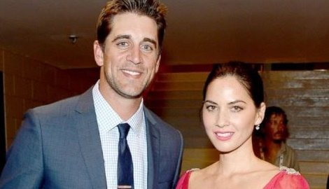 Olivia Munn NFL Aaron Rodgers' Girlfriend