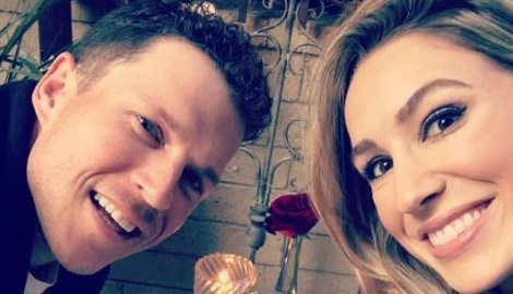 Corrie Adamson Coghlan MLB Chris Coghlan's Wife