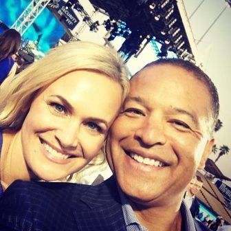 Dave Roberts' Wife Tricia Roberts