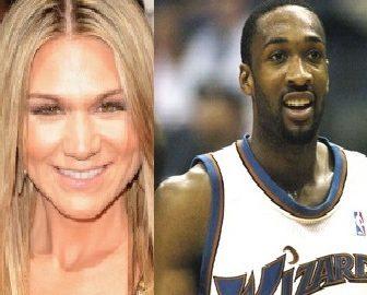 Lindsay Faulk NBA Gilbert Arenas' Girlfriend