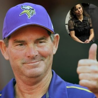 Tina Glass NFL Mike Zimmer's Girlfriend