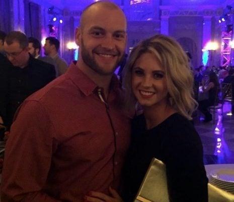 Kila Reynolds NFL Chase Reynolds' Wife