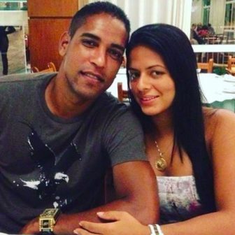 Rosangela Santana Chapecoense Cleber Santana's Wife