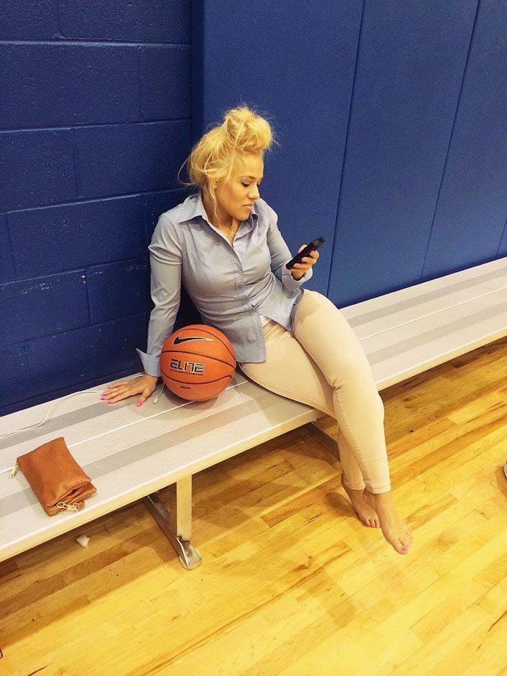 Alaina Anderson NBA De...
