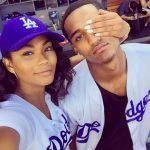 jordan-clarksons-girlfriend-chanel-iman