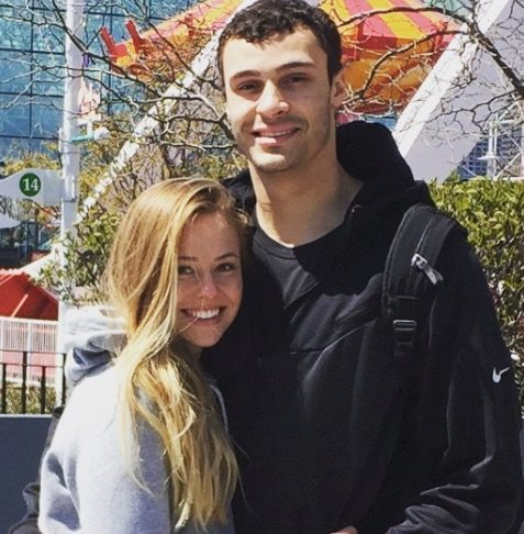 Hailey Pince NBA Larry Nance Jr's Girlfriend