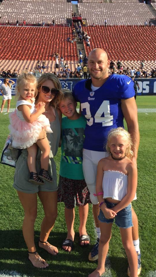 Kila Reynolds Nfl Chase Reynolds Wife Bio Wiki