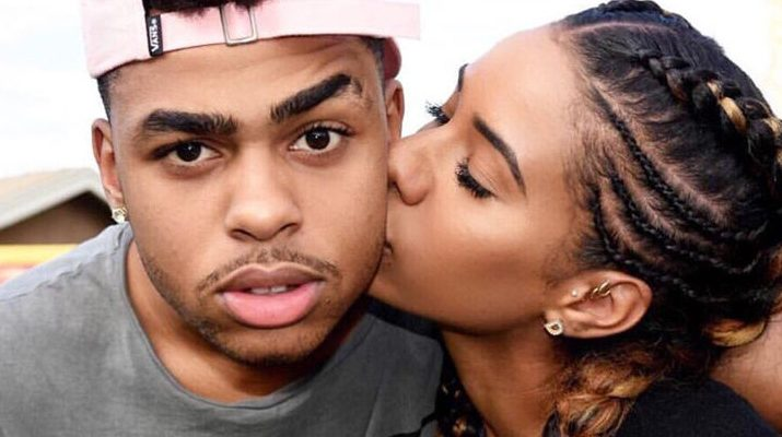D'Angelo Russell's Ex- Girlfriend Niki Withers