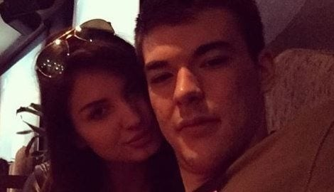 Kristina Prišč NBA Ivica Zubac's Girlfriend