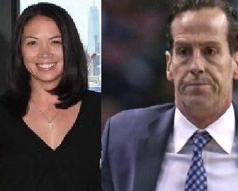 Laura Atkinson NBA Kenny Atkinson's Wife