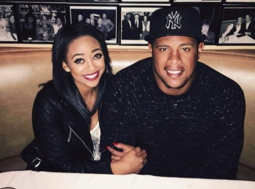 Asia Saffold NFL Rodger Saffold's Wife