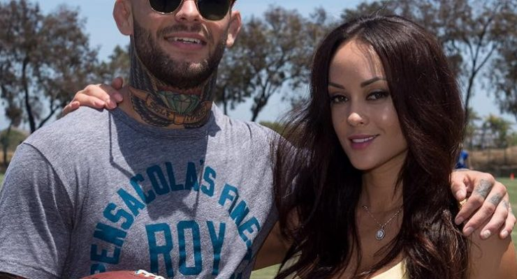 Danny Pimsanguan MMA Cody Garbrandt's Wife