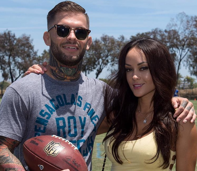 Danny Pimsanguan MMA Cody Garbrandt's Wife