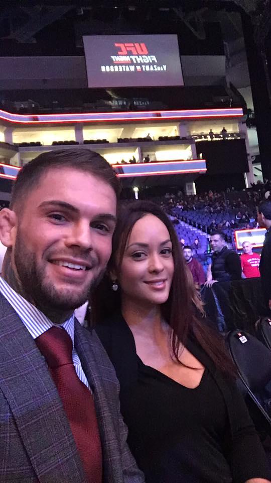 Danny Pimsanguan MMA Cody Garbrandt's Wife (Bio, Wiki)