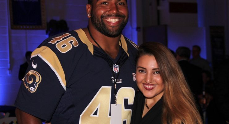 Bianca Harkey NFL Cory Harkey's wife