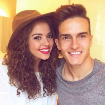 Sandra Montoto Domínguez Barcelona Denis Suarez' Girlfriend