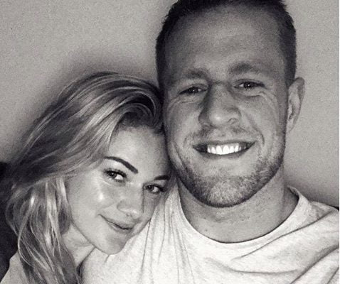 JJ Watt's Girlfriend Kealia Ohai