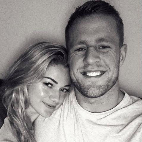 J.J. Watt's Girlfriend Kealia Ohai