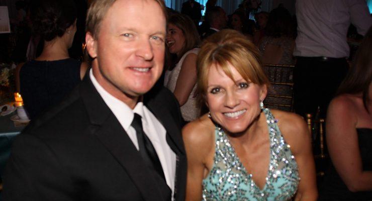 Cindy Gruden NFL Jon Gruden's Wife