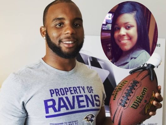 Marcedis Govan NFL Kenneth Dixon's Girlfriend