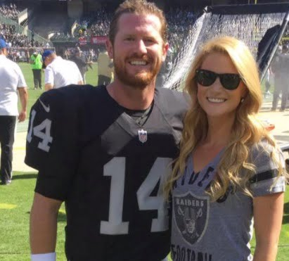 Bailey Amos NFL Matt McGloin's Girlfriend