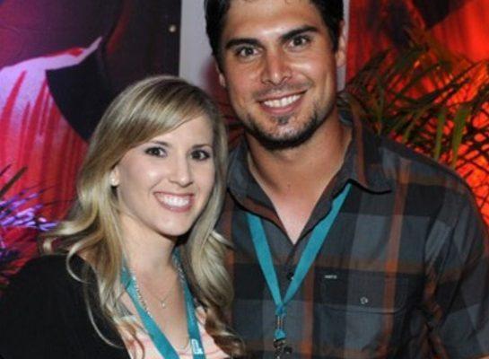 Tara Moore NFL Matt Moore's Wife