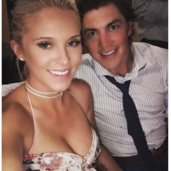 Lauren Cosgrove Oshie NHL T. J. Oshie's Wife