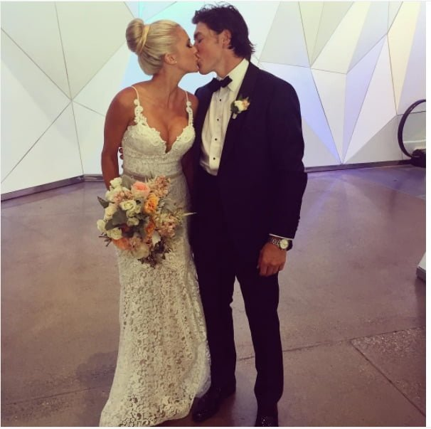 Cosgrove oshie wedding