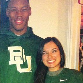Blair Jacelon NFL Terrance Williams' Girlfriend?