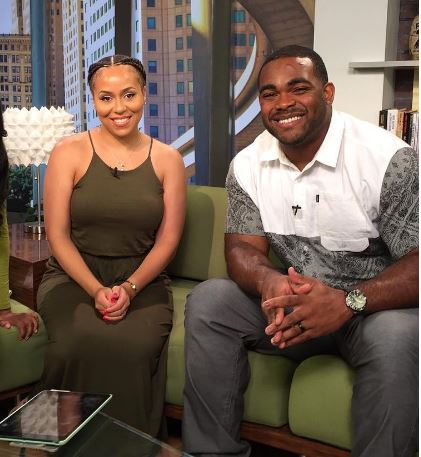 Carlyne Graham Nfl Brandon Graham S Wife Bio Wiki