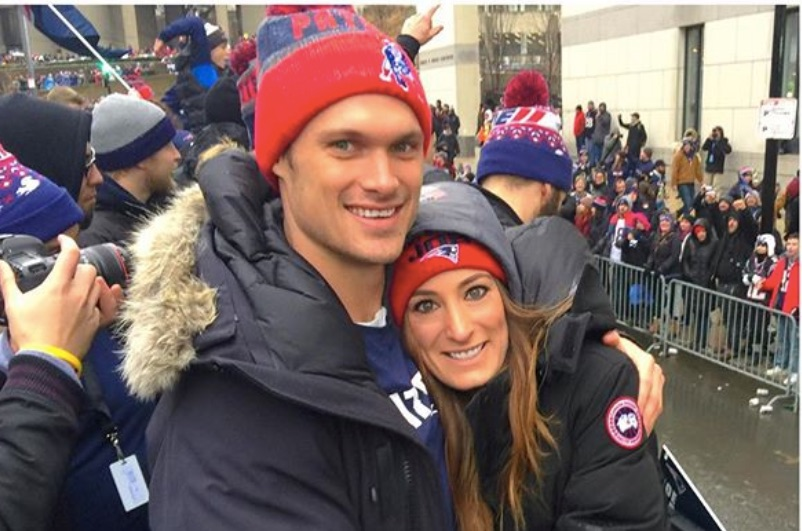 Ashley Boccio NFL Chris Hogan's Wife