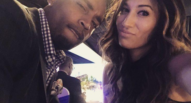 Tara Sabourin NFL Doug Baldwin's Wife